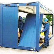 Переоборудование контейнеров под офис фото
