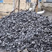 Уголь каменный с доставкой от 2 тонн. фото