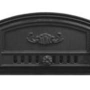 Дверца хлебной печи чугунная сплошная HTT 130 Pisla фото