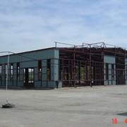 Проектируем и строим большепролетные промышленные и общественные здания из легких металлоконструкций фото