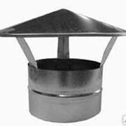 Зонт вентиляционный ЗК ф500 (грибок) фото