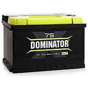 Аккумулятор Dominator 75 а/ч R фото