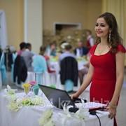 Выездная церемония, регистрации брака, проведение фото