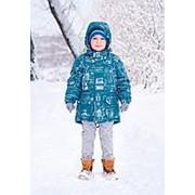 1A8JK22 Куртка для мальчика Мэт (Oldos) (Синий, 110) фото