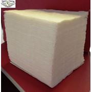 Салфетка белая 100 шт фото