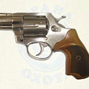 Револьвер ГРОЗА РС-02 (9мм РА) нерж. (ОООП) фото