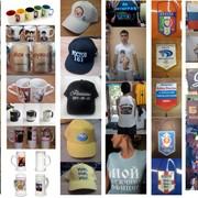 Нанесение любых логотипов, фотографий, картинок на одежду фото
