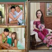 Портреты на заказ,картины,Астана фото