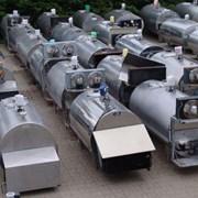 Танк охладитель молока Б/У Mueller 12 000 закрытого типа объемом 12 000 литров фото