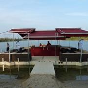 Ресторан на воде фото