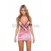 Откровенное платье с открытой спиной E-L6018 фото