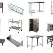 Изготовление оборудования для кафе, баров, ресторанов фото
