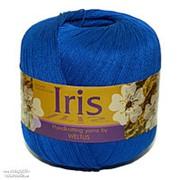 Пряжа Iris (Ирис) (синий) фото