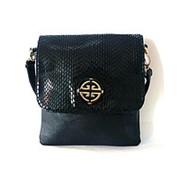 Женские сумочки с клапаном из натуральной кожи фото