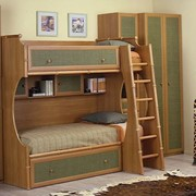 Мебель фабрики Дива-мебель для детской серия Маугли фото
