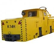 Электровоз шахтный К14, К-14, К 14, К14Н фото