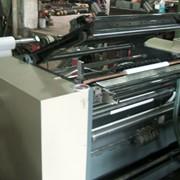 Машина бобинорезательная (бобинорезка) для бумаги, плёнки, фольги фото