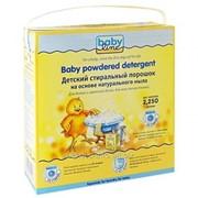 Детский стиральный порошок на основе натурального мыла Babyline 2.25 кг. DB002 фото
