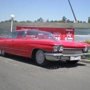 Аренда ретро автомобиля Cadillac De Ville фото