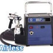 Покрасочные агрегаты низкого давления HVLP для нанесения высококачественного покрытия фото