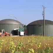 Установки биогазовые (централлизованные энергопарки) фото