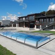 Павильоны для бассейнов КОРОНА™ фото