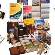 Друк трафаретний: візитки, конверти, бланки, теки фото
