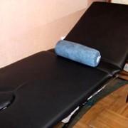 Стационарный массажный стол с изминением угла наклона туловища фото