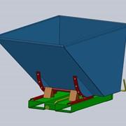 Самосвальные контейнеры открытого типа SAMI фото
