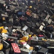 Закупка лома аккумуляторов эбонитовых фото