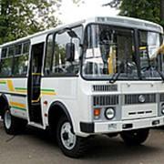 Автобус ПАЗ 3206 полноприводный (4х4) фото