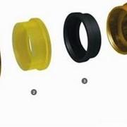 Детали фитинга для гофрированной трубы из нержавеющей стали ( для газа ) фото