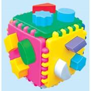 Куб логический арт. 01307 фото