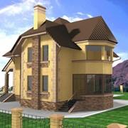 Дизайн фасадов фото