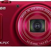 Цифровой фотоаппарат Nikon COOLPIX S9400 Red фото