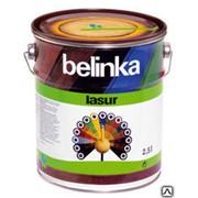 Белинка лазурь Belinka Lasur 2,5 л. №18 Красная фото