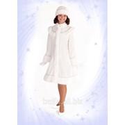 Карнавальный костюм Снегурочка фото