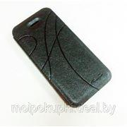 Чехол Kalaideng для iPhone 5 чёрный фото