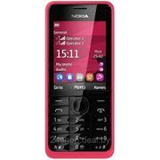 Мобильный телефон Nokia 301 Red фото