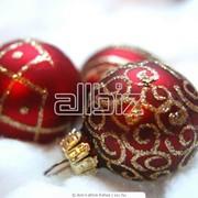 Новогодние шары на елку фото