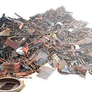 Закупка лома черных и цветных металлов фото