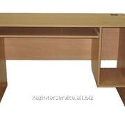Стол преподавателя компьютерный (L-1 200 мм) фото
