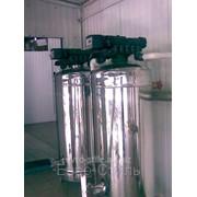 Система очистки, химводоподготовки, обеззараживания воды и сточных вод фото
