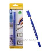 Ручка капиллярная для проверки подлинности денежных знаков двусторонняя фото
