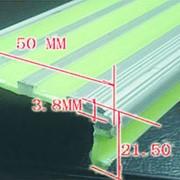 Фотолюминесцентная накладка на ступени ALSN-50L-G500 фото