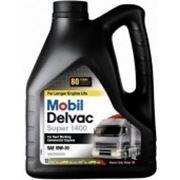Моторное масло Mobil Delvac Super 1400 10W-30 фото