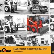 Навесное оборудование на погрузчик WECAN GM800, в Алматы, в Казахстане, в НАЛИЧИИ! фото