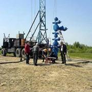 Геофизические исследования. фото
