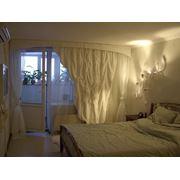 Пошив оригинальных штор портьер фото