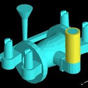 Технология децентрализованного изготовления экзотермических и теплоизоляционных открытых и закрытых прибылей (оболочек) фото